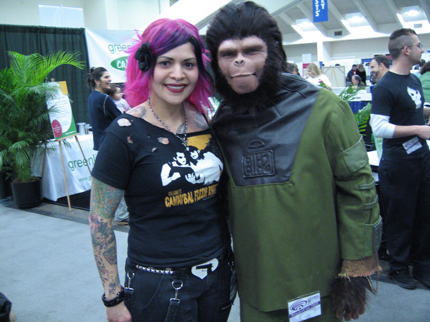 Cornelius at WonderCon