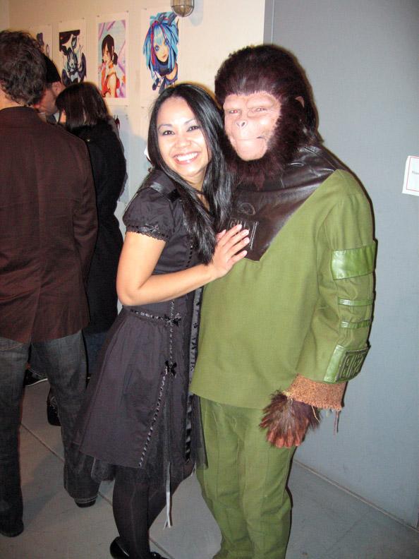 Cornelius and Charlene